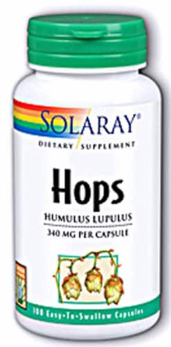 Solaray  Hops Perspective: front