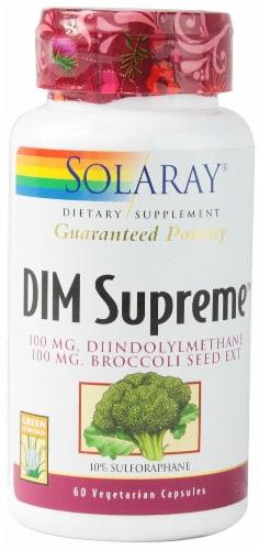 Solaray  DIM Supreme™ Perspective: front