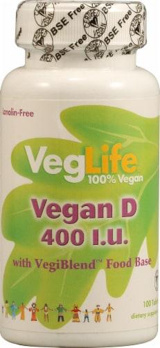 VegLife  Vegan D Perspective: front