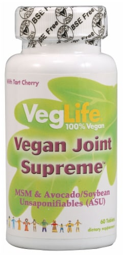 VegLife  Vegan Joint Supreme™ Perspective: front