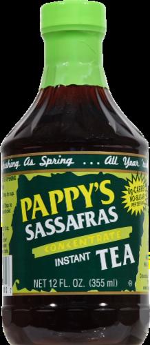 Pappy's Sassafras Instant Tea Perspective: front