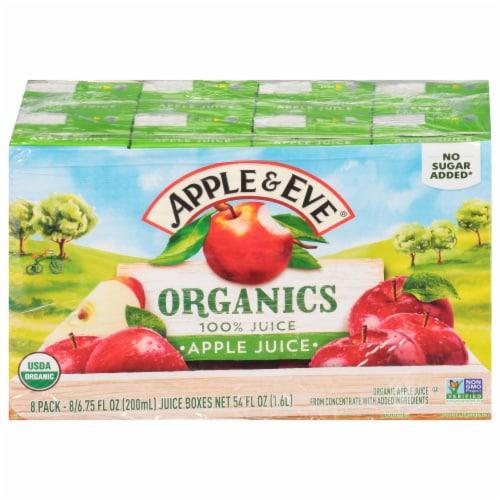 Apple & Eve Organic Apple Juice Perspective: front