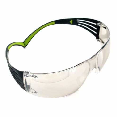3M SecureFit 400 Eye Protection Glasses Perspective: front