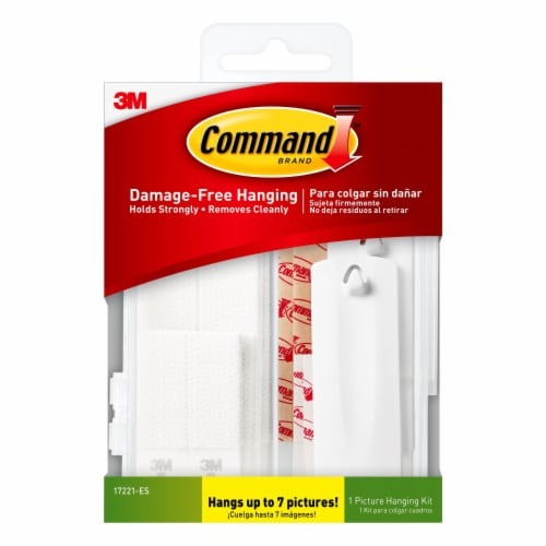 Command™ Picture Hanging Assortment Perspective: front