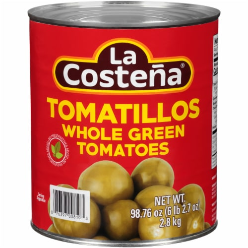 La Costena Tomatillos Perspective: front
