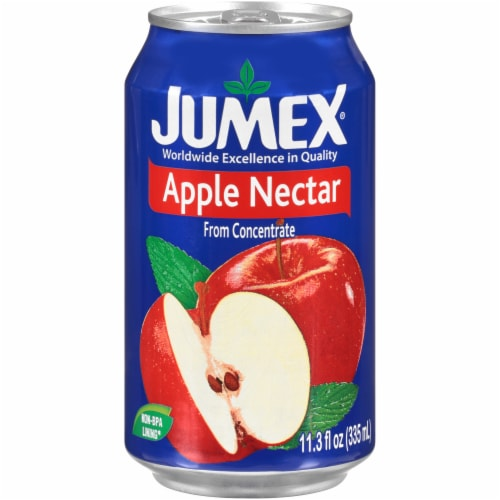 Jumex Apple Nectar Juice Perspective: front