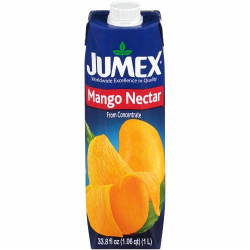 Jumex Mango Nectar Perspective: front