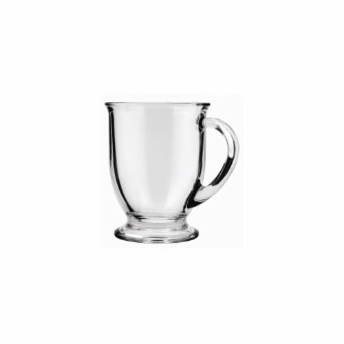 Anchor Hocking 16 Ounce Cafe Mug Perspective: front