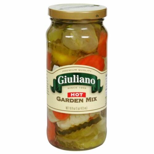 Giuliano Hot Garden Mix Perspective: front