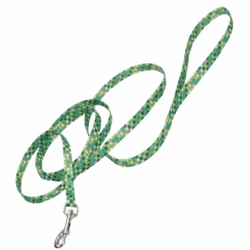 Coastal Pet 2630-RES 0.62 in. x 6 ft. Pet Attire Styles Dog Leash - Rescue Perspective: front