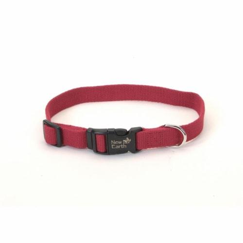 Coastal Lazer Bright Reflective Orange Collar Perspective: front