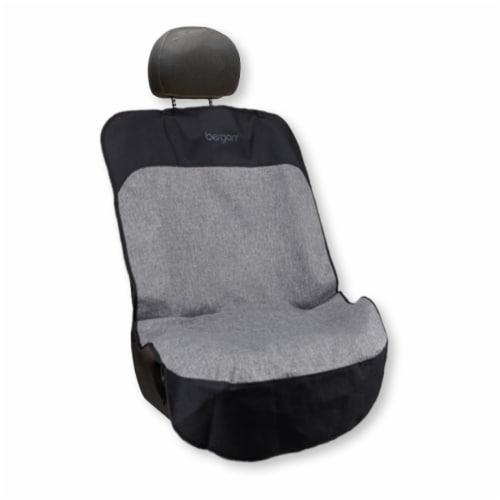 Bergan Auto Bucket Seat Protector Perspective: front