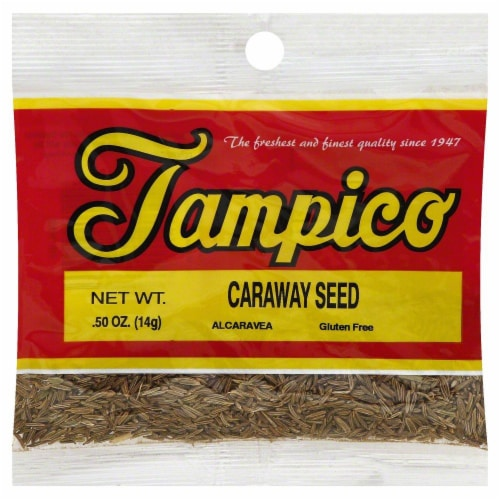 Tampico Caraway Seed Perspective: front