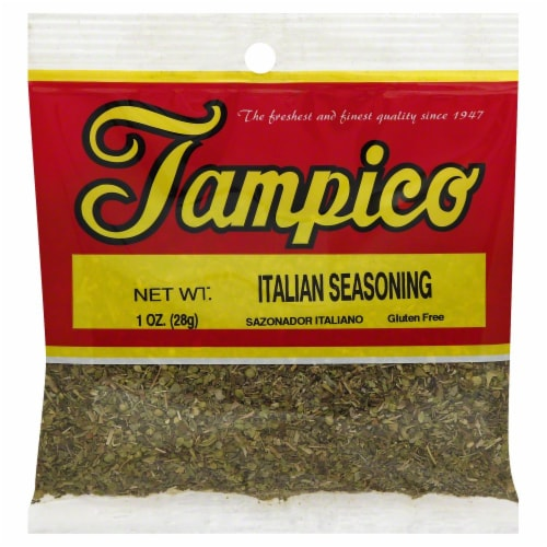 Tampico Italian Seasoning Perspective: front