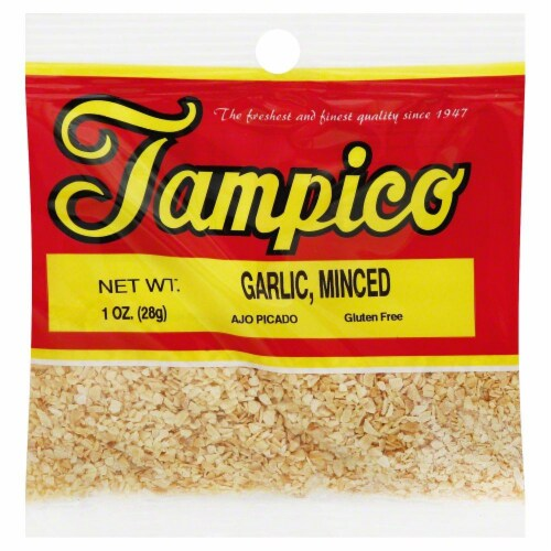 Tampico Garlic Minced Perspective: front