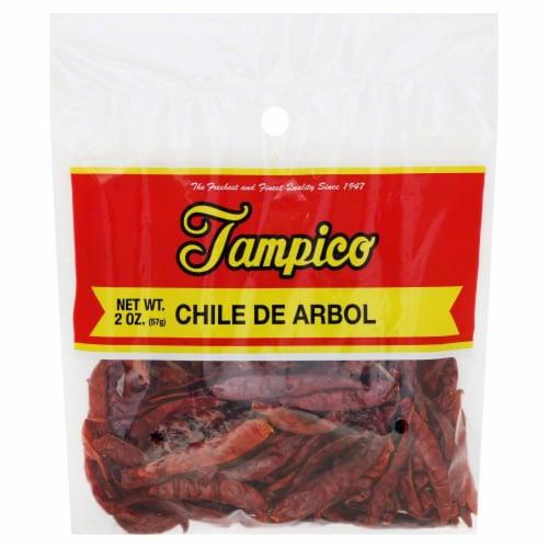 Tampico Chili De Arbol Perspective: front