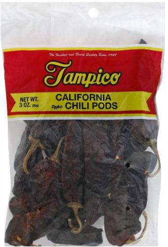 Tampico California Chili Pods Perspective: front