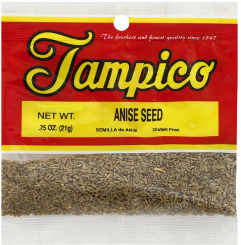 Tampico Anise Seed Perspective: front
