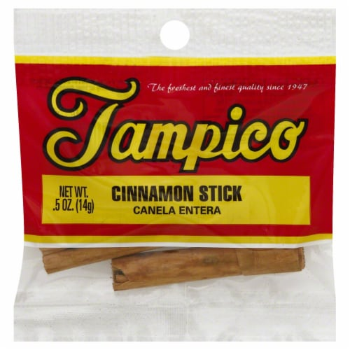 Tampico Cinnamon Stick Perspective: front