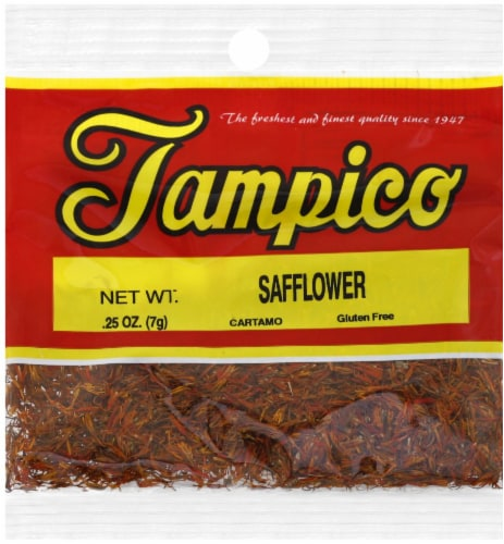 Tampico Safflower Perspective: front