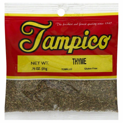 Tampico Thyme Perspective: front