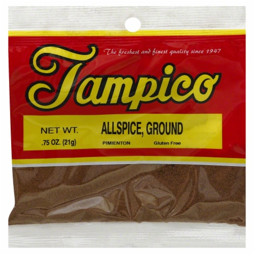 Tampico Allspice Ground Perspective: front