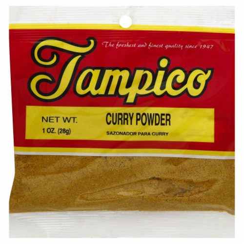 Tampico Curry Powder Perspective: front