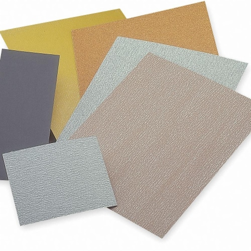 Norton Sanding Sheet,11x4-1/2 In,60 G,AlO,PK4 HAWA 07660748355 Perspective: front