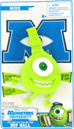 Monsters University Bop Ball Perspective: front