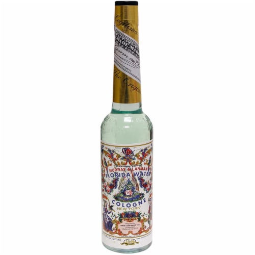 Murray & Lanman Florida Water Cologne Perspective: front
