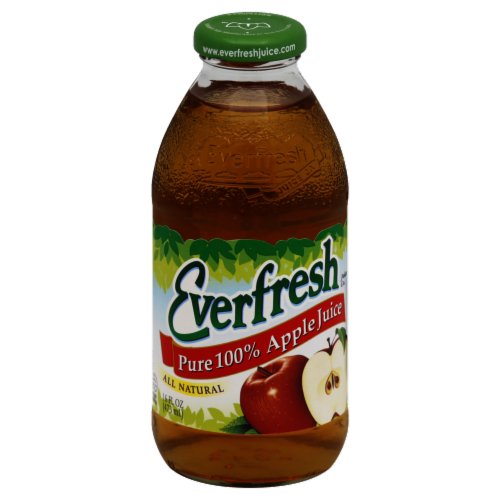 Everfresh Apple Juice Perspective: front