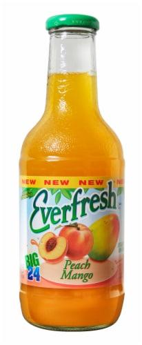 Everfresh Peach Mango Juice Perspective: front