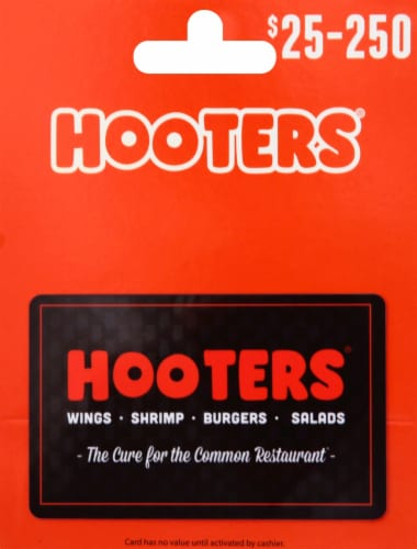 Hooters Var ($20-250) Perspective: front
