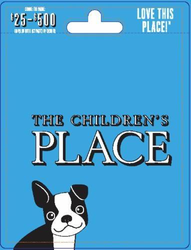 Children's Place VL ($25-500) Perspective: front