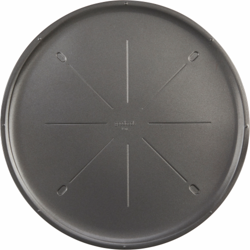 GoodCook® Pizza Pan Perspective: front
