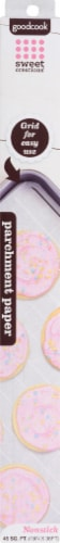 Sweet Creations by GoodCook® Nonstick Parchment Paper Perspective: front