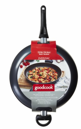 GoodCook® Everyday Saute Pan Perspective: front