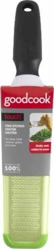 GoodCook® Touch Zester Grater Perspective: front
