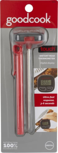 GoodCook® Touch Digital Instant Read Thermometer Perspective: front