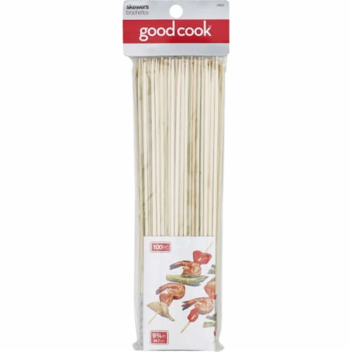 GoodCook™ Natural Bamboo Skewers Perspective: front