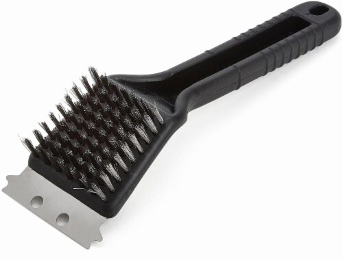 Profreshionals by GoodCook® Grill Brush - Black Perspective: front