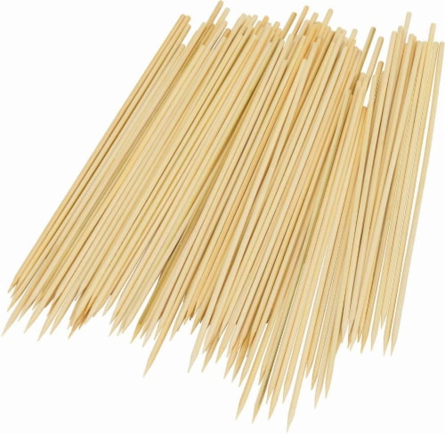 Profreshionals by GoodCook® Bamboo Skewers - Natural Perspective: front