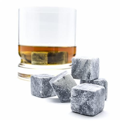 Bradshaw International 9 Piece Mini Chilling Stone Perspective: front