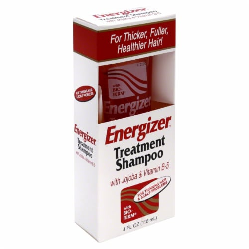Energizer® Treatment Shampoo Perspective: front