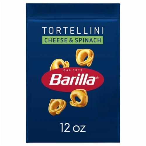 Barilla Collezione Cheese & Spinach Tortellini Pasta Perspective: front