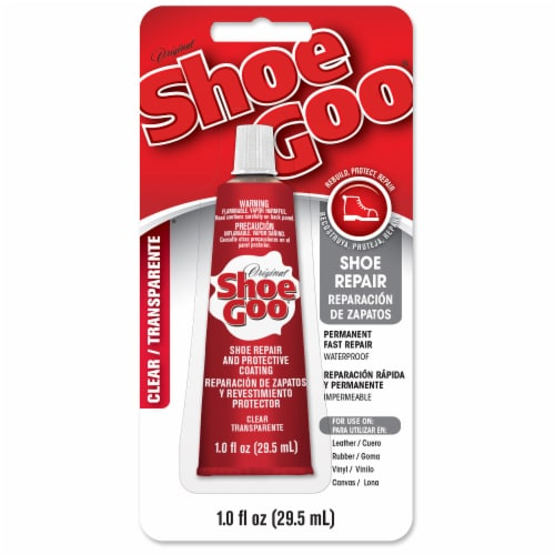 Shoe Goo Shoe Repair and Protective Coating - Clear Perspective: front