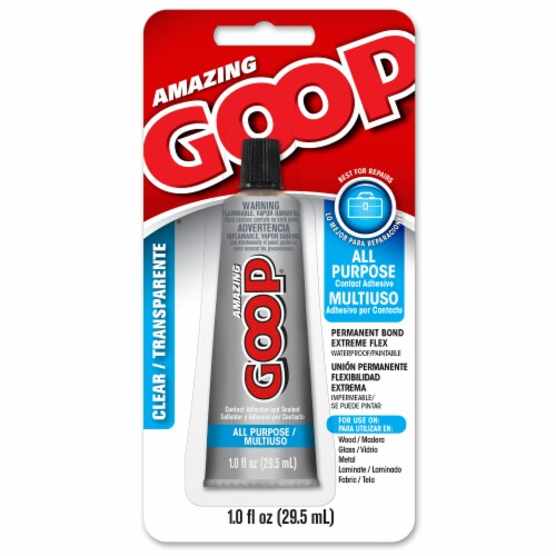 Amazing Goop All Purpose Contact Adhesive Perspective: front