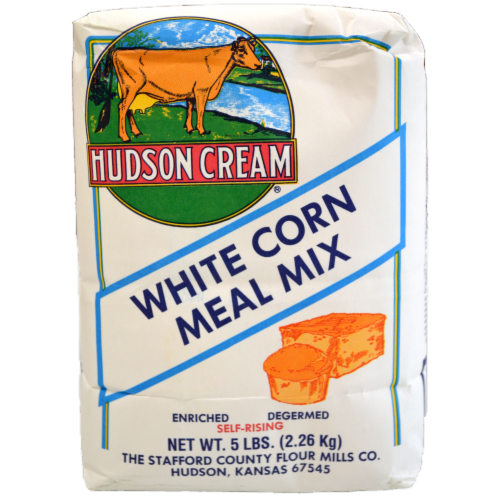 Hudson Cream Self Rising Corn Meal Perspective: front