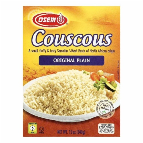Osem North African Medium Grain Instant Couscous Perspective: front
