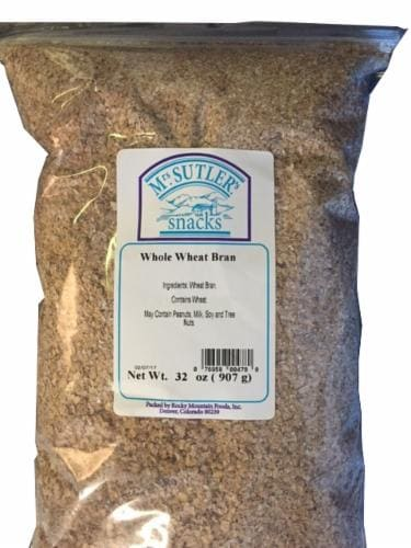Mrs. Sutler Whole Wheat Bran Perspective: front